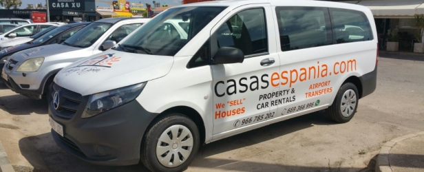Casas Espania increase car rental fleet