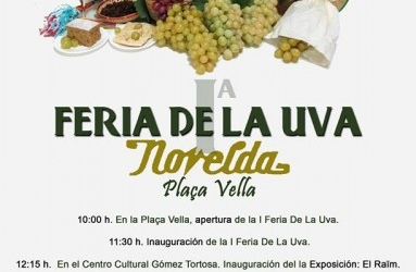 Festival of the Grape in Novelda
