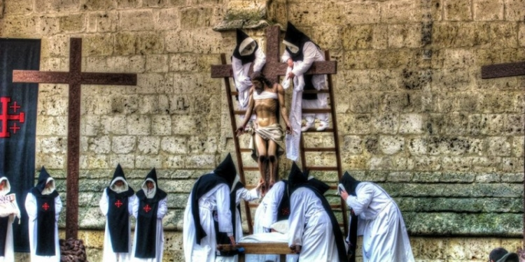 Semana Santa across the Costa Blanca