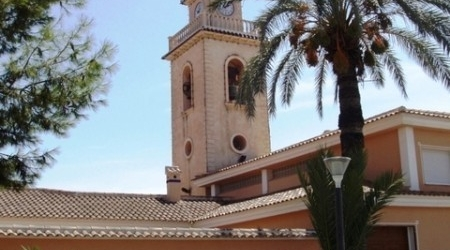 LOS MONTESINOS ON SPAIN'S COSTA BLANCA