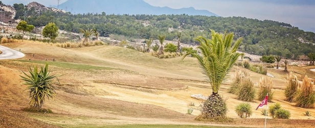 Golf on the Costa Blanca, Spain