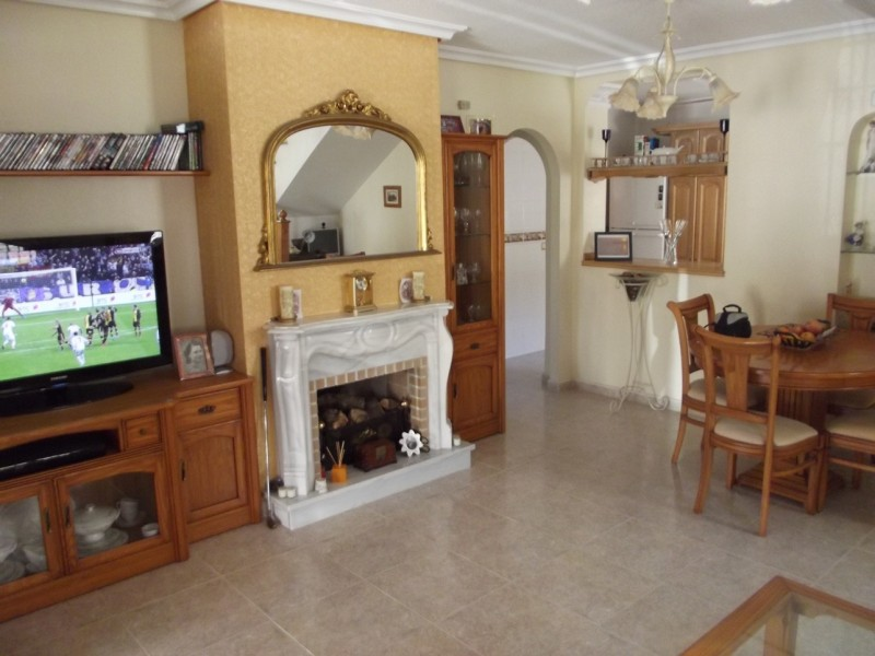 For sale in El Galan near Villamartin and La Zenia, cheap, bargain property on Spains Orihuela Costa.