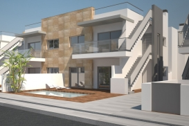 Bungalow for sale - New Property for sale - Torrevieja - Torrevieja Town Centre