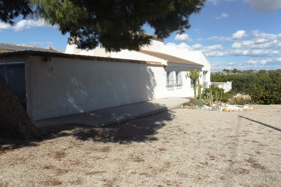 Property for sale - Finca for sale - Pilar de la Horadada