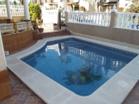 For sale on Spains Orihuela Costa near La Zenia and Villamartin cheap, bargain property in El Galan.