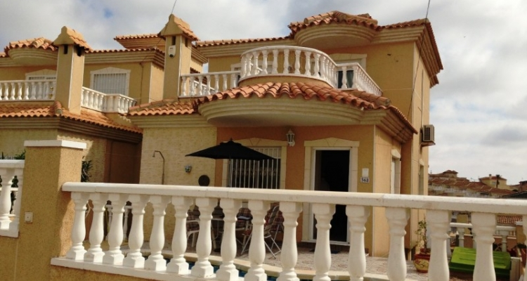 Property For Sale El Galan San Miguel Spain