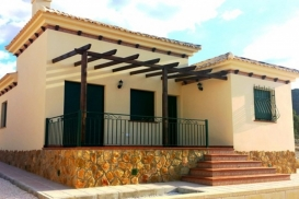 Villa for sale - New Property for sale - Calasparra - Calasparra