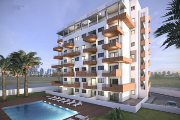 Duplex for sale - New Property for sale - Guardamar del Segura - Guardamar del Segura - Town Centre