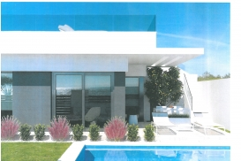 Villa for sale - New Property for sale - Jacarilla - Vistabella