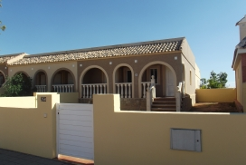 Bungalow for sale - New Property for sale - Balsicas - Sierra Golf