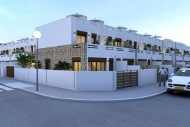 Townhouse for sale - New Property for sale - Pilar de la Horadada - Torre de la Horadada
