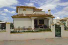 Villa for sale - New Property for sale - Hondon de las Frailes - Hondon de Las Frailes