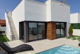 Villa for sale - New Property for sale - San Javier - Roda
