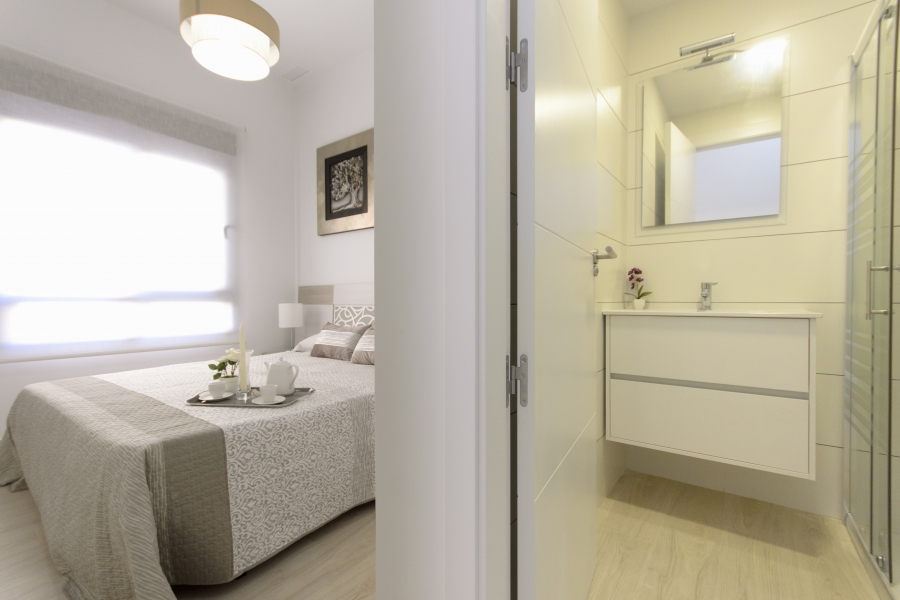 New Property for sale - Apartment for sale - Torrevieja - La Mata