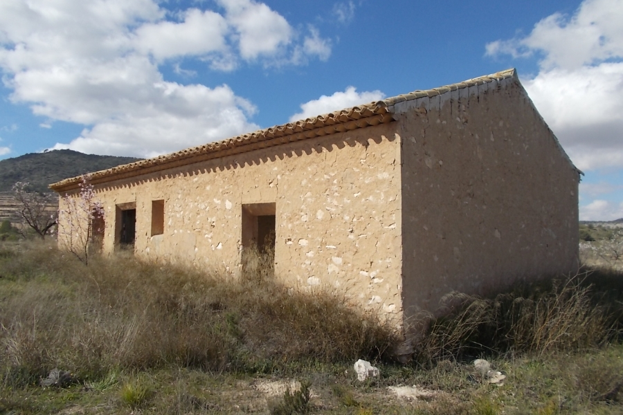 Property for sale - Finca for sale - Yecla - Raspay