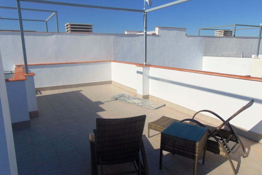 New Property for sale - Townhouse for sale - Orihuela Costa - Playa Flamenca