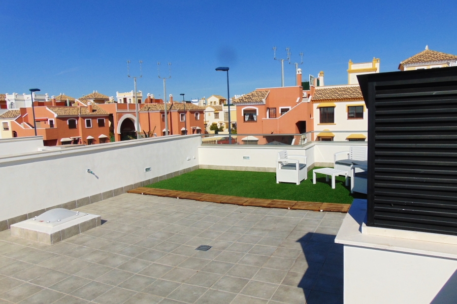 New Property for sale - Bungalow for sale - San Javier - Roda