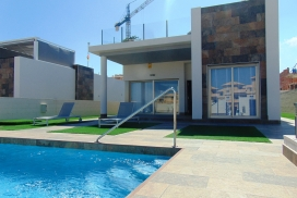 Villa for sale - New Property for sale - Orihuela Costa - Villamartin