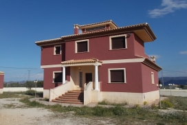 Villa for sale - New Property for sale - Yecla - Yecla