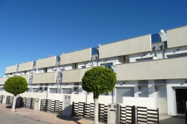 Townhouse for sale - New Property for sale - Pilar de la Horadada - Pilar de la Horadada