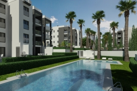 Apartment for sale - New Property for sale - Orihuela Costa - Villamartin