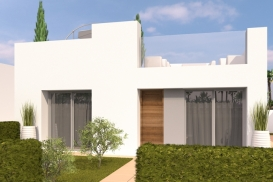 Villa for sale - New Property for sale - Pilar de la Horadada - Lo Romero