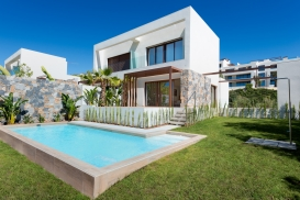 Villa for sale - New Property for sale - Orihuela Costa - Las Colinas Golf