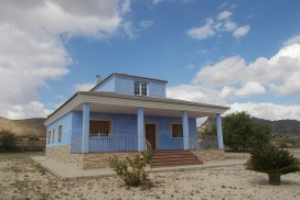 Villa for sale - New Property for sale - Jumilla - Jumilla