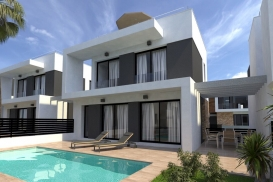 Villa for sale - New Property for sale - Orihuela Costa - Cabo Roig