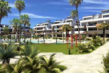 Apartment for sale - New Property for sale - Torrevieja - Los Altos